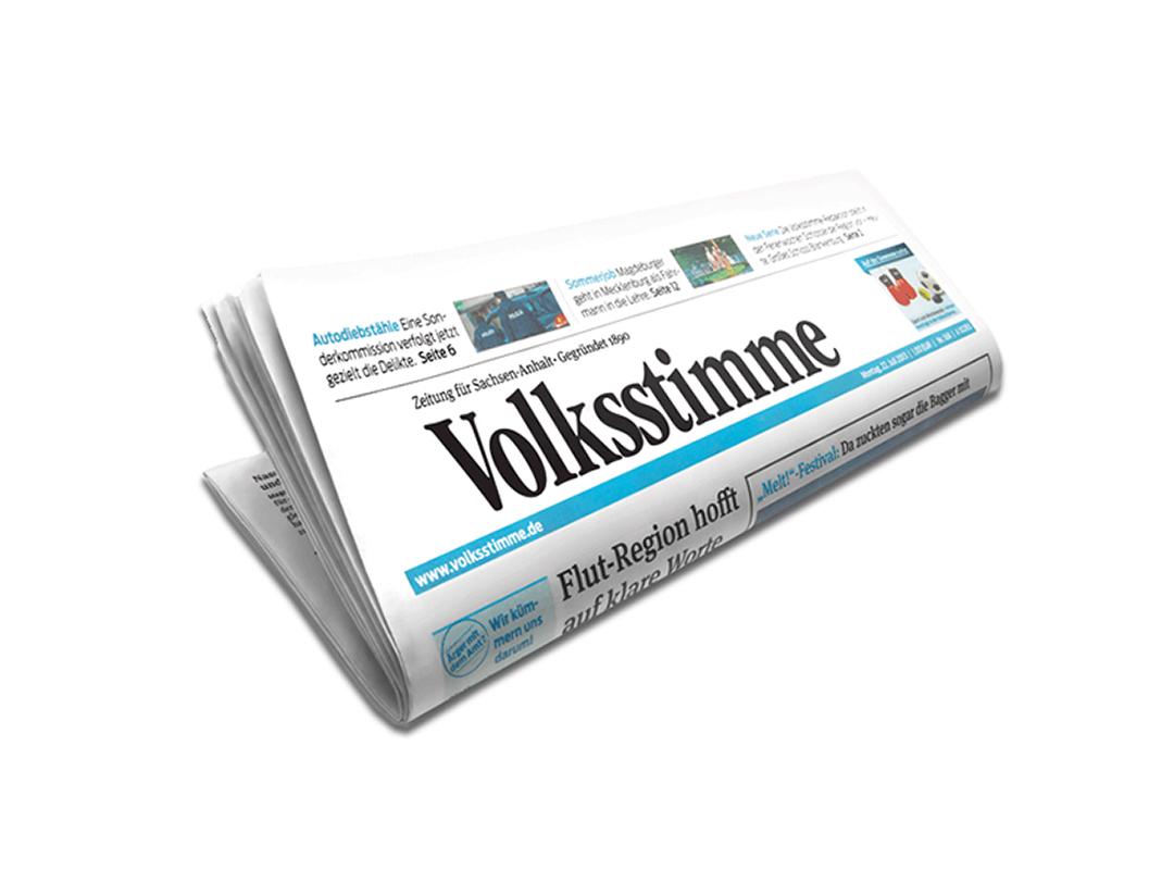 bild_Gedruckte Zeitung